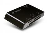 Картридер Transcend TS-RDP8K Multi-Card Reader Black