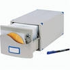 Бокс РО для 200 CD без коробок MB-200SL с замком + маркер