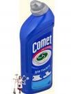 COMET гель для туалета 750мл
