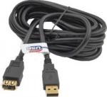 Кабель Vivanco 45216 USB A вилка - A розетка 3м