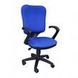 VB Кресло CH 540 AXSN, ткань темно-синяя