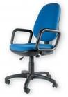 UA Кресло Comfort GTP ерго, ткань синяя С-6