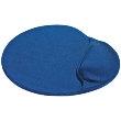 Коврик д/мыши Defender GL009/908 гелевый синий(26х22.5х2.4)