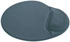 Коврик д/мыши Defender GL009/908 гелевый серый(26х22.5х2.4)
