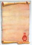 «Свиток с печатью» (А4, 80 г/м², 25 листов в пачке)