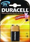 батарейка DURACELL 6LR61/Крона 9V алкалин. бл/1