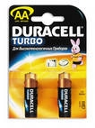 батарейка DURACELL AA/ LR6 алкалин. бл/2