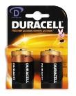 батарейка DURACELL D/LR20 алкалин. бл/2