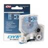 DYMO LM150,LP350 12ммх7м,чер/гол пласт S0720560 D1
