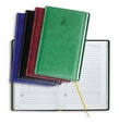 Ежедневник Attache «Вива» (А5, кожзам, зеленый)