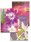 Ежедневник для женщин (А5, твердый ламинир. картон, цвет в ассор.)