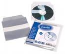 конверт самоклеящийся Bantex 2078 для 1 CD, 25 шт. Дан