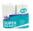 Бум.туалет. LOTUS Big Rolls Super 94855 2-сл.4рул./уп.