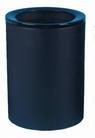 для мусора метал. низкая N60 черная 250ммх330мм Россия