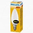 Philips свеча/матовая 40W E14 FR/B35 (10/100)