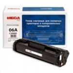 Тонер-карт. Pro Mega print 06A C3906A (чёрный)