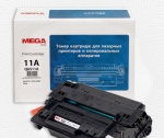 Тонер-карт. Pro Mega print 11A Q6511A (чёрный)