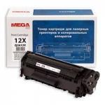 Тонер-карт. Pro Mega print 12X Q2612X (чёрный)