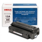 Тонер-карт. Pro Mega print 15A C7115A (чёрный)