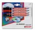 для CD EDDING E-8400/4S 4шт./уп. 0,75мм Германия