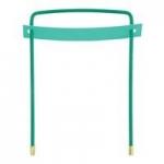 разъемный Attache Металл/пластик,10 шт.,зеленый