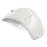 Мышь лазерная Microsoft Arc Mouse (ZJA-00048) белая
