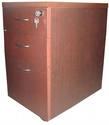 BERN тумба мобильная, BRN 86303, 39*54*68, цвет палисандр