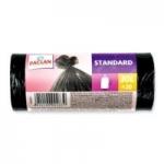 Пакеты для мусора Paclan STANDART (30л 20шт 7,3 мкм НД)