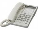 PANASONIC KX-TS2365RU SP-PHONE, 30 ном.пам. бел.
