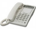 PANASONIC KX-TS2365RU SP-PHONE, 30 ном.пам. черн.