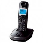 Телефон Panasonic KX-TG2511RUT DECT темно-серый