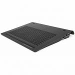 Подставка для ноутбука ZALMAN ZM-NC2000 (до 20'' 2 вент. черный)
