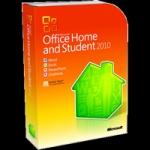Microsoft Office для дома и учебы 2010 лицензия на 3 ПК