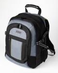 Рюкзак дорожный PIERRE/Bantex 613010 SportLine(с отд.д/ноут)п-эстер,чер/сер