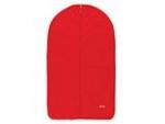 Чехол для одежды Attache красный (110х65см)