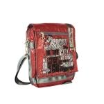 Молодежная сумка ММ 240-5(бургундия)