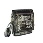 Молодежная сумка ММ 240-5(графит)