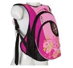 Рюкзак молодежный М-8122 сиреневый-фиолетовый