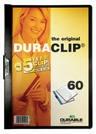-шина DURABLE 2901-01 на 60 листов черная Германия