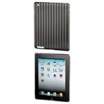 Чехол HAMA Stripes для iPad2 черный