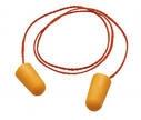 Беруши 3М 1110 мягкие полиуретановые со шнурком